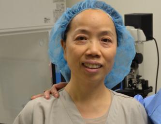 美国CCRH华裔胚胎学专家张玉兰