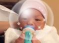 多次流产求助美国试管婴儿 头胎健康出生!