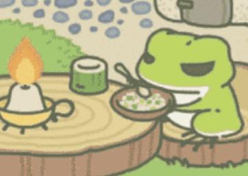 《旅行青蛙》:有个孩子是多么幸福的事情
