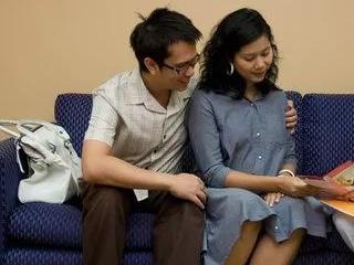 34岁孙女士婚后多年不孕,美国试管婴儿圆梦怀龙凤胎