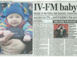 不育症激增怎么办?试管婴儿技术带来福音!