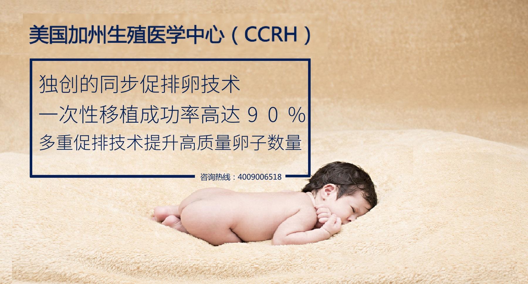 美国CCRH